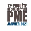 72ème enquête de conjoncture PME de BPI France : LES PME GARDENT LE CAP POUR 2021