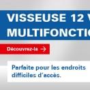 Visseuse multifonctions 12 V de BERNER