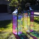 Film de protection et décoration pour vitres « effet dichroïque » de HEXIS