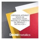 DIBOND® se dote d'une nouvelle gamme DIBOND®metallics -3A COMPOSITES