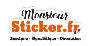 MONSIEUR STICKER